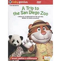 Baby Genius: A Trip to the San Diego Zoo by Baby Genius