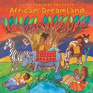 African Dreamland by Various Artists