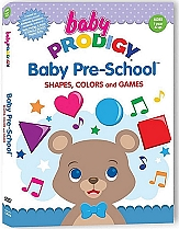 Baby Prodigy: Baby Pre-School by Baby Prodigy Productions