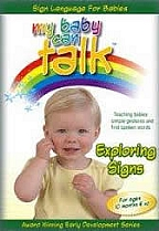 My Baby Can Talk: Exploring Signs by Baby Hands Productions