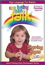 My Baby Can Talk: Sharing Signs by Baby Hands Productions