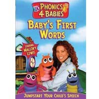 Phonics 4 Babies: Baby's First Words by High Five Productions