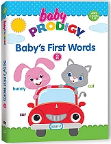 Baby Prodigy: Baby's First Words (Volume Two) by Baby Prodigy Productions