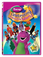 Barney: Celebrating Around the World by Hit Entertainment