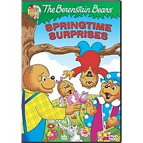 The Berenstain Bears: Springtime Surprises by Sony Pictures Home Entertainment