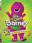 Barney: The Best of Barney by Hit Entertainment