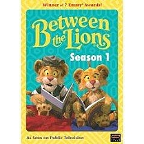 Between the Lions Season 1 by WGBH Home Video