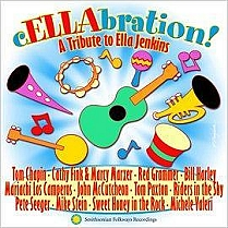 cELLAbration! A Tribute to Ella Jenkins by Ella Jenkins