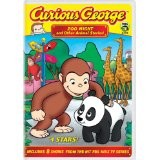 Curious George: Zoo Night & Other Animal Stories! by Universal
