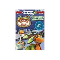 Dinosaur Train: Dinosaurs in the Snow by The Jim Henson Company