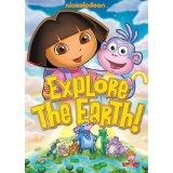 Dora Explorer: Explore the Earth by Paramount Home Video