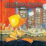 A Duck in New York City Storybook with Music CD by Connie Kaldor