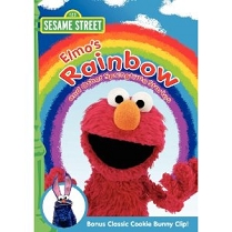 Sesame Street: Elmo's Rainbow and Other Springtime Stories by Warner Home Video