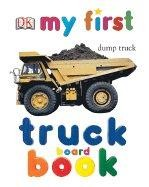 My First Truck Board Book by DK Publishing