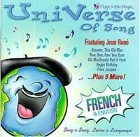 Uni Verse of Song: French and English by Various Artists