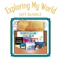 Exploring My World by Little One Books