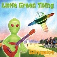 Little Green Thing by Gillygaloo