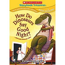 How Do Dinosaurs Say Good Night?...and more dinosaur tales by Scholastic
