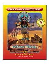 Indian Trail by R.A. Montgomery