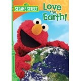 Sesame Street: Love the Earth by Warner Home Video