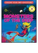 Monsters of the Deep by R.A. Montgomery