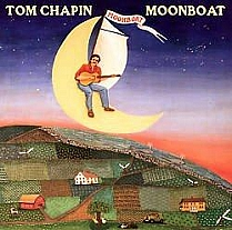 Moonboat by Tom Chapin