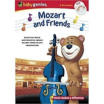 Baby Genius: Mozart and Friends by Baby Genius