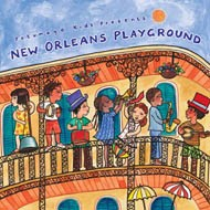 New Orleans Playground by Various Artists