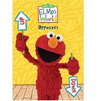 Elmo's World: Opposites by Sesame Street