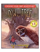 Owl Tree by R.A. Montgomery