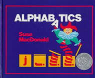 Alphabatics by Suse MacDonald