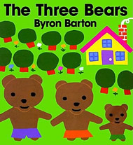 The Three Bears by Byron Barton