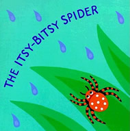 The Itsy-Bitsy Spider by Jeanette Winter