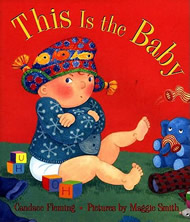 This Is the Baby by Candace Fleming