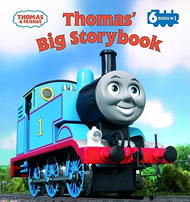 Thomas' Big Storybook by Wilbert Vere Awdry