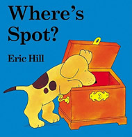 Where's Spot? by Eric Hill