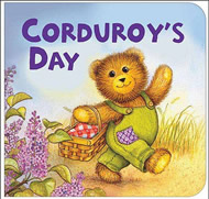 Corduroy's Day by Lisa McCue