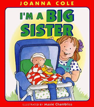 I'm a Big Sister by Joanna Cole