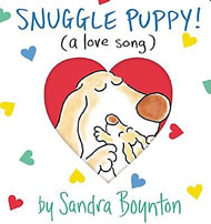 Snuggle Puppy: A Little Love Song by Sandra Boynton