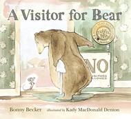 Visitor for Bear by Bonny Becker