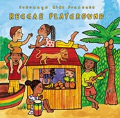 Reggae Playground by Various Artists