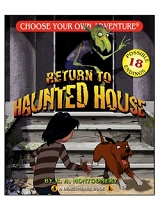 Return to Haunted House by R.A. Montgomery
