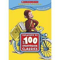Scholastic Storybook Treasures: Treasury of 100 Storybook Classics by New Video