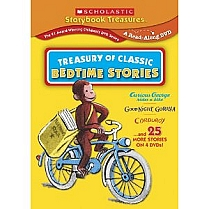 Scholastic Storybook Treasures: Classic Bedtime Stories by New Video