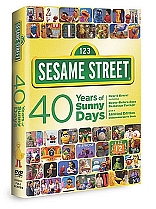 Sesame Street: 40 Years of Sunny Days by Warner