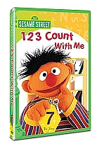 Sesame Street: 123 Count with Me by Warner