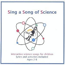 Sing a Song of Science by Nancy Stewart