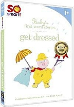 So Smart! baby's first-word stories: get dressed  by So Smart! Productions