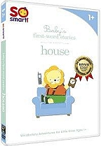 So Smart! baby's first-word stories: house  by So Smart! Productions