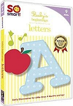 So Smart! baby's beginnings: letters by So Smart! Productions